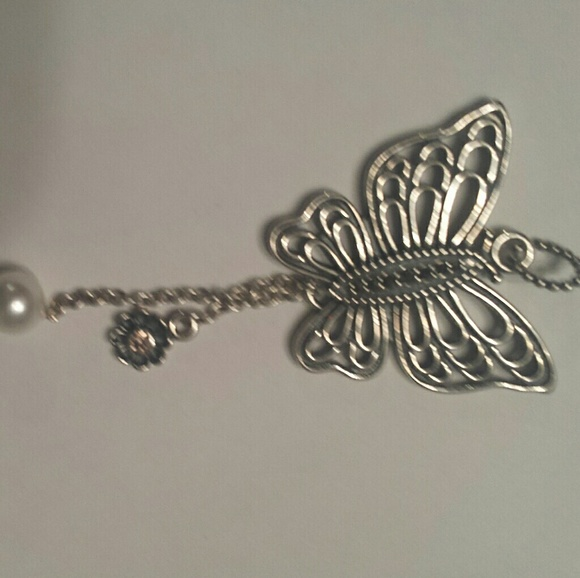 fe2a97234 Pandora large butterfly pendant charm retired. M_5a417c5b46aa7c4e4b039662